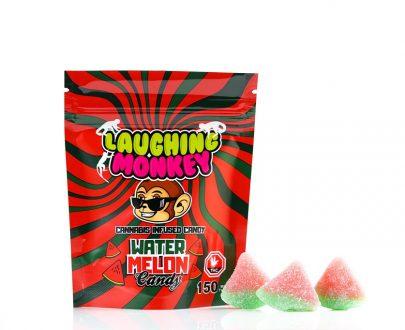 laughing monkey water melon 300mg