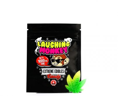 laughing monkey extreme edibles